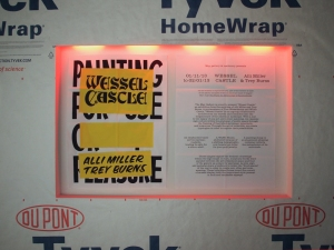 Wessel Castle at May Gallery